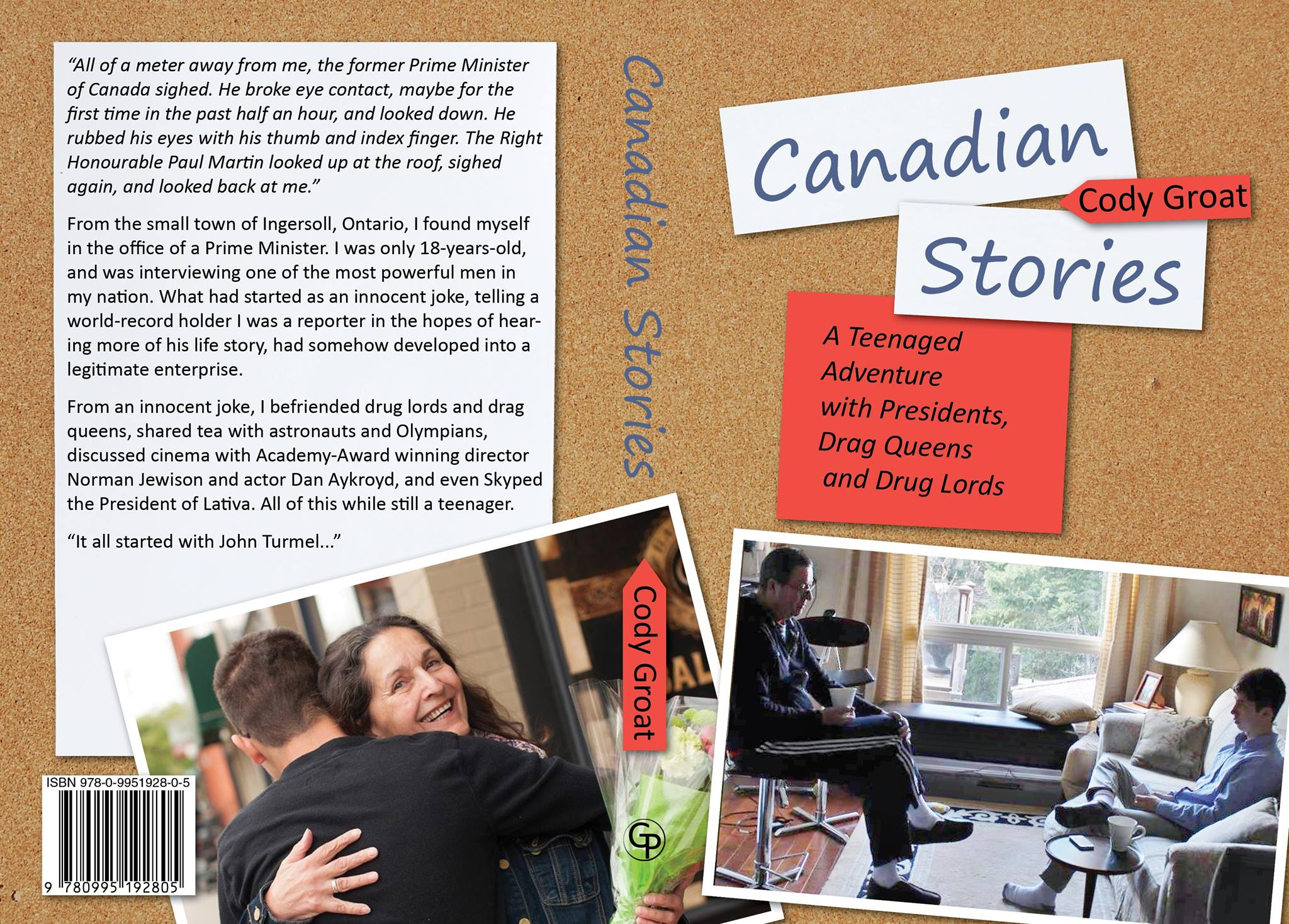 Canadian Stories by Cody Groat