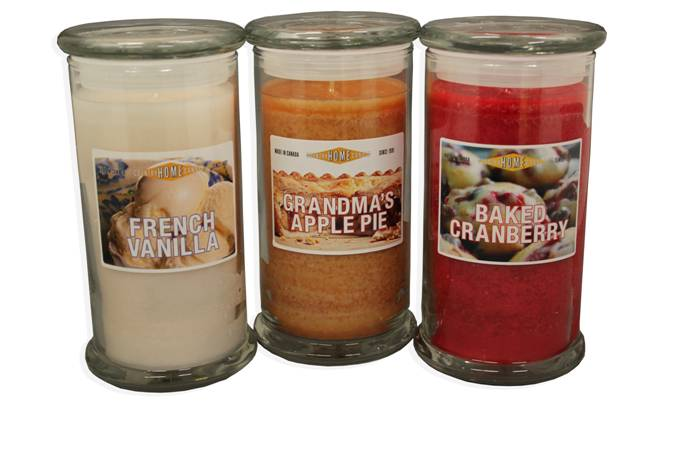 Country Home 16oz. Apothecary Candles