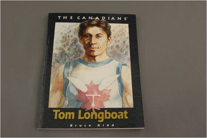 The Canadians: Tom Longboat