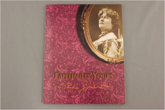 Faithfully Yours: E. Pauline Johnson